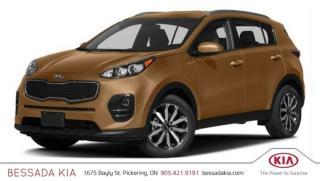 New 2018 Kia Sportage EX TECH AWD for sale in Pickering, ON