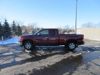 Used 2013 GMC SIERRA 1500 SLE EXT RWD for sale in Cayuga, ON