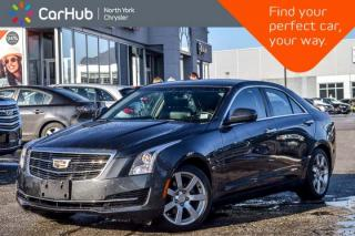 Used 2015 Cadillac ATS Sedan |BOSE|Sunroof|Heat Frnt.Seats|Keyless_Entry|Bluetooth for sale in Thornhill, ON
