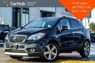Used 2014 Buick Encore Leather|Backup_Cam|Bluetooth|BlindSpot|Heat Frnt.Seats|18
