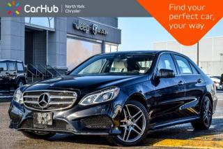 Used 2015 Mercedes-Benz E-Class E 400 4Matic|Sunroof|H/K Audio|Heat Seats|Keyless_Go for sale in Thornhill, ON