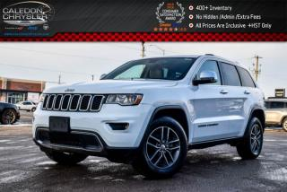 Used 2017 Jeep Grand Cherokee Limited|4x4|Blind Spot|Backup Cam|Bluetooth|R-Start|Leather|Heated Seats|18