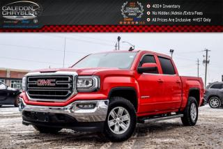 Used 2016 GMC Sierra 1500 SLE|4x4|Navi|Backup Cam|Bluetooth|Heated Front Seats|17