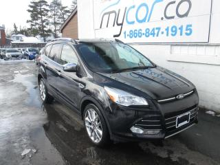 Used 2015 Ford Escape SE for sale in Richmond, ON