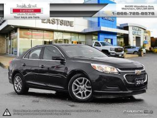 Used 2015 Chevrolet Malibu - for sale in Markham, ON