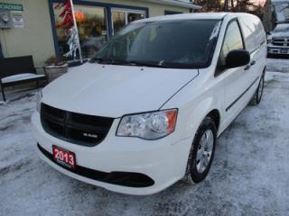 Used 2013 RAM Cargo 'LIKE NEW' CARGO MOVING 2 PASSENGER 3.6L - V6.. CD/AUX INPUT.. TRACTION CONTROL.. U-CONNECT BLUETOOTH.. ECON-BOOST PACKAGE.. for sale in Bradford, ON