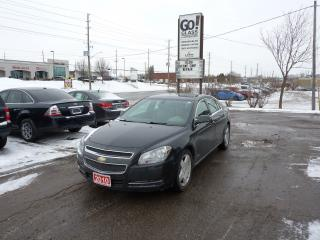 Used 2010 Chevrolet Malibu LT Platinum Edition,REMOTE STARTER for sale in Kitchener, ON
