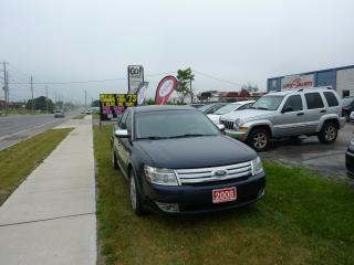 Used 2008 Ford Taurus Limited,ALL WHEEL DRIVE for sale in Kitchener, ON