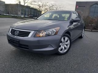 Used 2008 Honda Accord EX-L for sale in Quesnel, BC