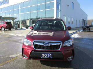 Used 2014 Subaru Forester XT Touring for sale in Owen Sound, ON