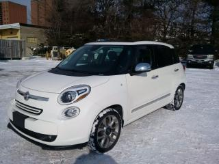 Used 2015 Fiat 500 Lounge for sale in Kitchener, ON