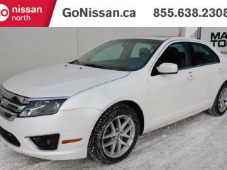 Used 2010 Ford Fusion SEL 4dr Front-wheel Drive Sedan for sale in Edmonton, AB