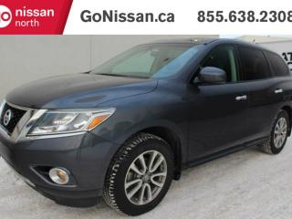 Used 2014 Nissan Pathfinder S 4dr 4x4 for sale in Edmonton, AB