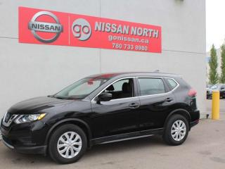 Used 2018 Nissan Rogue DEMO SPECIAL/S/HEATED SEATS/BACKUP CAM/LOW KMS for sale in Edmonton, AB
