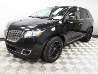 Used 2014 Lincoln MKX AWD - Local One Owner Trade In | No Accidents | 3M Protection Applied | 2 Sets of Rims and Tires | Leather Interior | Heated/Cooled Front Seats | Heated Rear Seats | Heated Steering Wheel | Bluetooth | Dual Zone Climate Control with AC | Panoramic Sunroof for sale in Edmonton, AB
