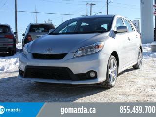 Used 2013 Toyota Matrix BASE for sale in Edmonton, AB