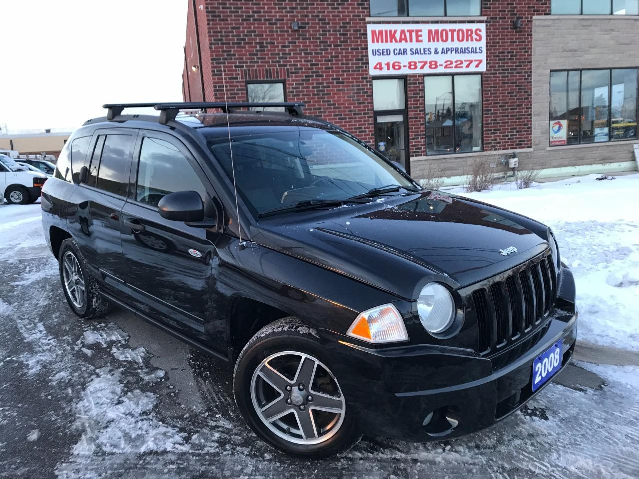 2008 Jeep Compass sport 4x4