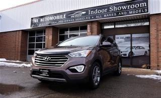 Used 2014 Hyundai Santa Fe XL XL AWD 7 PASSENGER NO ACCIDENT for sale in Mississauga, ON