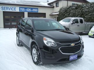 Used 2017 Chevrolet Equinox LS  AWD for sale in Beaverton, ON