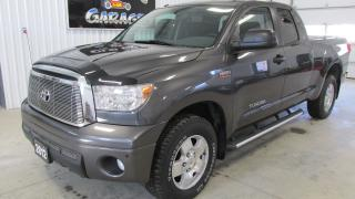 Used 2012 Toyota Tundra SR5 with Extras for sale in Chatsworth, ON