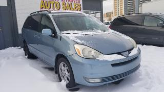 Used 2005 Toyota Sienna LE, AWD for sale in Scarborough, ON