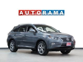 Used 2013 Lexus RX 350 NAVIGATION LEATHER SUNROOF BACKUP CAMERA for sale in North York, ON