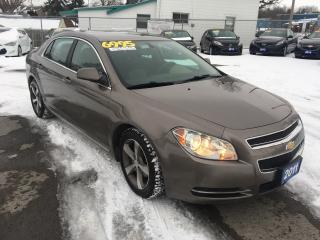 Used 2011 Chevrolet Malibu LT for sale in St Catharines, ON