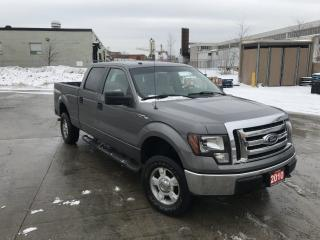 Used 2010 Ford F-150 4X4, 4 Door, Auto, 3/Y warranty available for sale in North York, ON