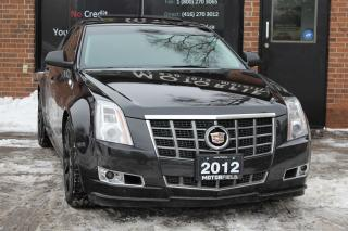 Used 2012 Cadillac CTS AWD *ONE OWNER, NO ACCIDENTS, NAVI for sale in Scarborough, ON