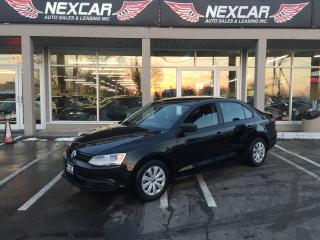 Used 2014 Volkswagen Jetta 2.0L TRENDLINE 5 SPEED BASIC 97K for sale in North York, ON