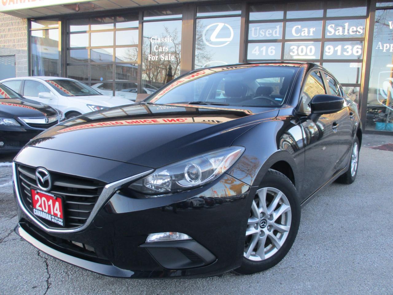 2014 Mazda MAZDA3 GS-SKY-BACK UP CAMERA-BLUETOOTH