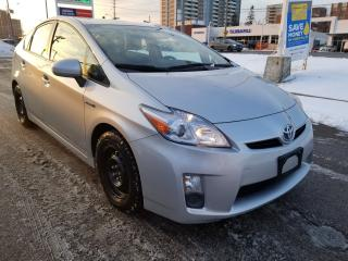 Used 2011 Toyota Prius Hybrid, Only 99 km, Mint, Extra Winter tire set for sale in Scarborough, ON