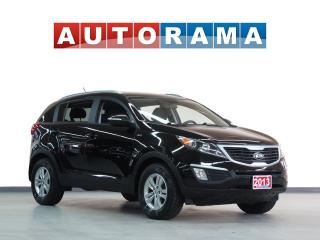Used 2013 Kia Sportage 4wd for sale in North York, ON