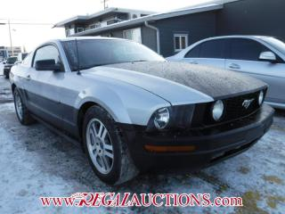 Used 2005 Ford Mustang Base 2D Coupe for sale in Calgary, AB