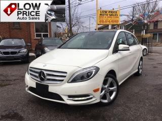 Used 2014 Mercedes-Benz B-Class Navi*PanoRoof*BlindSpot*AmbionLights* for sale in York, ON