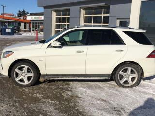 Used 2012 Mercedes-Benz ML-Class SOLD SOLD SOLD ML350 BlueTEC 4MATIC for sale in St George Brant, ON