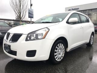 Used 2009 Pontiac Vibe Base - 105,000 Kms for sale in Port Coquitlam, BC