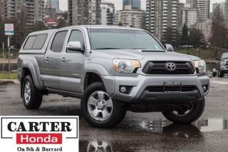 Used 2014 Toyota Tacoma V6, low kms, canopy, backup cam for sale in Vancouver, BC