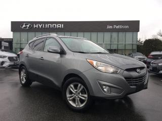 Used 2011 Hyundai Tucson GLS-Local/Bluetooth/Leather/Alloys for sale in Port Coquitlam, BC