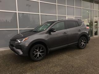 Used 2017 Toyota RAV4 SE AWD for sale in Surrey, BC