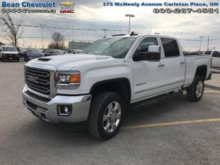 New 2018 GMC Sierra 2500 HD SLT for sale in Carleton Place, ON