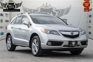 Used 2015 Acura RDX TECH PKG NAVIGATION BACKUP CAMERA SUNROOF LEATHER for sale in Toronto, ON