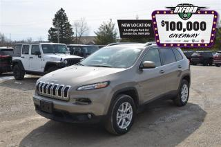 Used 2017 Jeep Cherokee North - Back Up Cam, Heated Seats, Remote Start for sale in London, ON