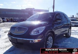 Used 2009 Buick Enclave CX 4D  FWD 1SA |AS-IS SUPERSAVER| for sale in Scarborough, ON