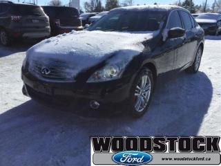 Used 2011 Infiniti G37 Base for sale in Woodstock, ON