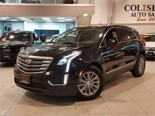 Used 2017 Cadillac XT5 LUXURY-AWD-NAVI-PANO ROOF-LOADED-ONLY 39KM for sale in York, ON