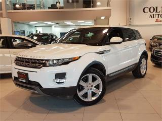 Used 2014 Land Rover Evoque PURE PLUS-NAVIGATION-CAM-SKY VIEW ROOF for sale in York, ON