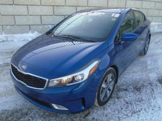 Used 2018 Kia Forte LX+ for sale in Fredericton, NB