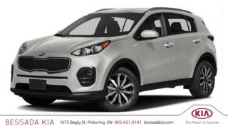 New 2018 Kia Sportage EX AWD for sale in Pickering, ON