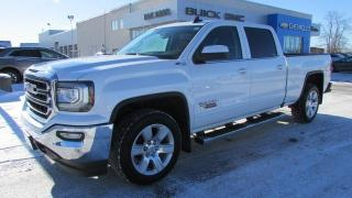 Used 2016 GMC Sierra 1500 SLE / $290.00 bi-weekly for 84 mths for sale in Arnprior, ON